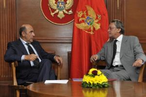 Ministar Kaluđerović primio delegaciju Evropske jevrejske unije i Evropskog jevrejskog parlamenta