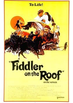 Fiddler on the roof CD1